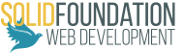 Solid Foundation Web Development Logo